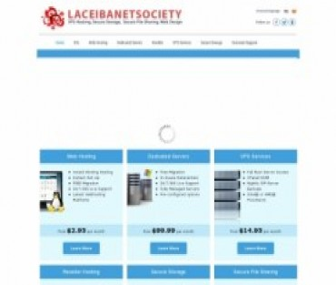 Laceibanet Society Hosting